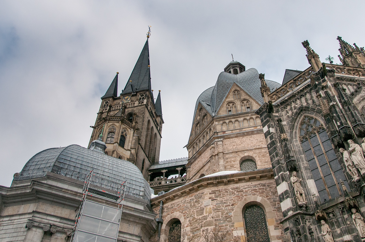 UNESCO World Heritage Site #209: Aachen Cathedral