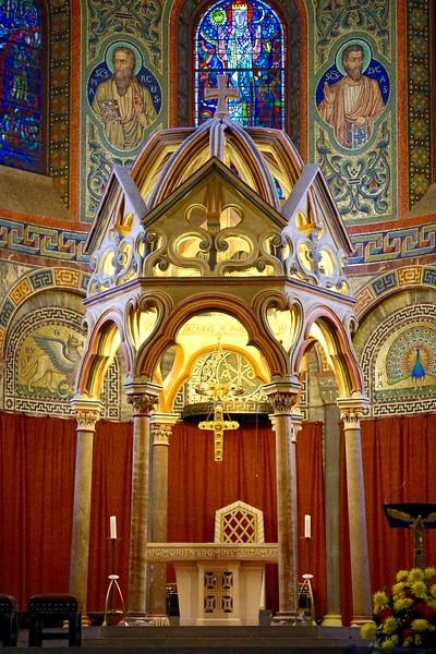 13th century Baldaccino