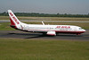 D-ABBA Boeing 737-86J c/n 30570 Dusseldorf/EDDL/DUS 10-06-06
