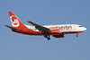 D-AGER Boeing 737-75B c/n 28107 Barcelona-El Prat/LEBL/BCN 28-06-08