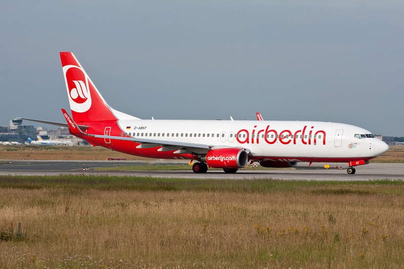 D-ABKF Boeing 737-86J c/n 37745 Frankfurt/EDDF/FRA 01-07-10