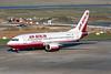 D-ADIA Boeing 737-36Q c/n 30333 Dusseldorf/EDDL/DUS 19-12-07