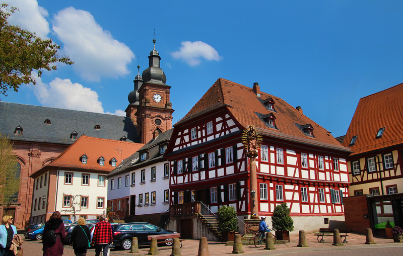 Amorbach Germany