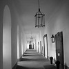 Amorbach Germany, Abbey Corridor