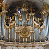 Amorbach Germany, Abbey, Church Organ