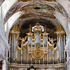 Amorbach Germany, Abbey Church Organ