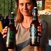 Aschaffenburg Germany, Pier 18 Restaurant, Organic Beers