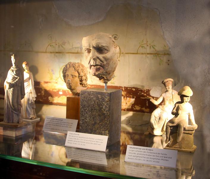 Aschaffenburg Germany,  Pompejanum
