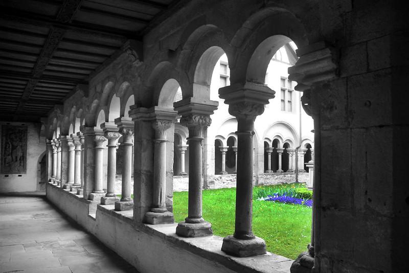Aschaffenburg Germany, St. Peter & Alexander Basilica