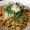 Aschaffenburg Germany, Pier 18 Restaurant, Seafood pasta