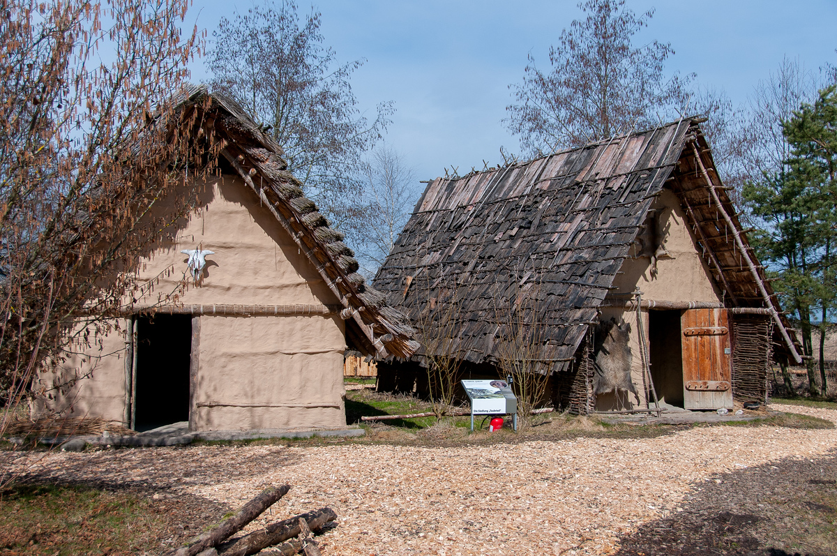 UNESCO World Heritage Site #219: Prehistoric Pile dwellings around the Alps