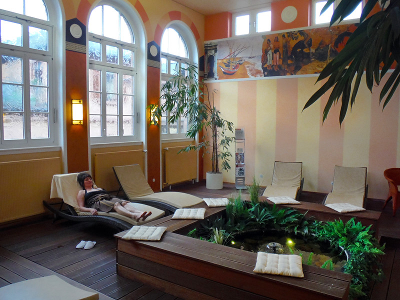 Bad Homburg Germany, Kur Royal Day Spa