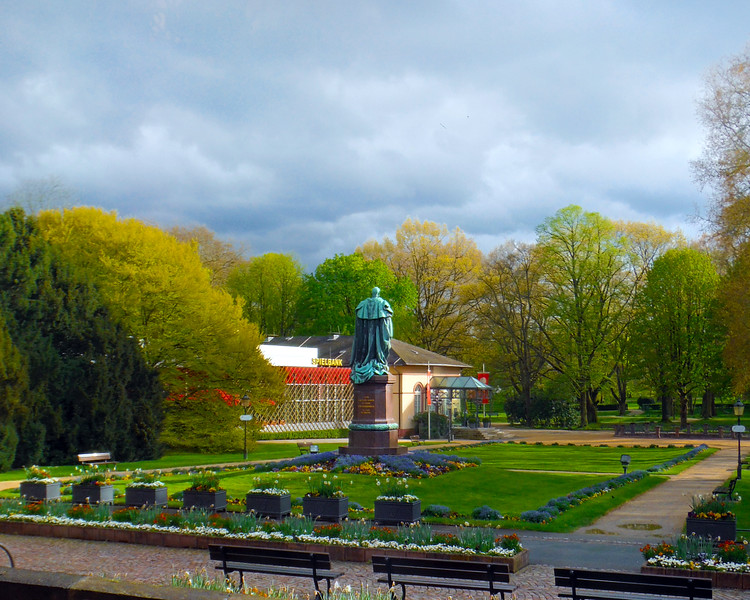 Bad Homburg Germany,  Park & Casino
