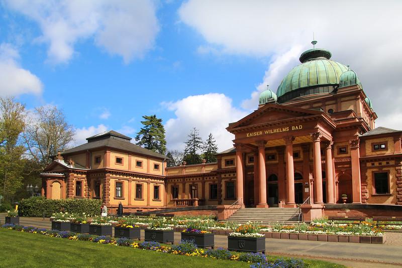 Bad Homburg Germany,  Kaiser Wilhelms Bad