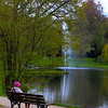 Bad Homburg Germany, Kurpark