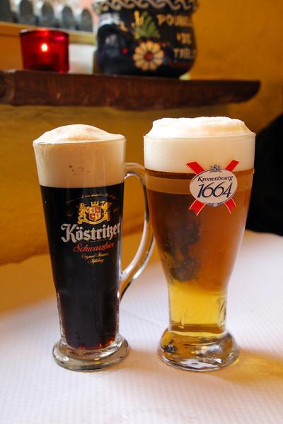 Bad Homburg Germany, Beers