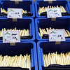 Bad Homburg Germany, White Asparagus Stand