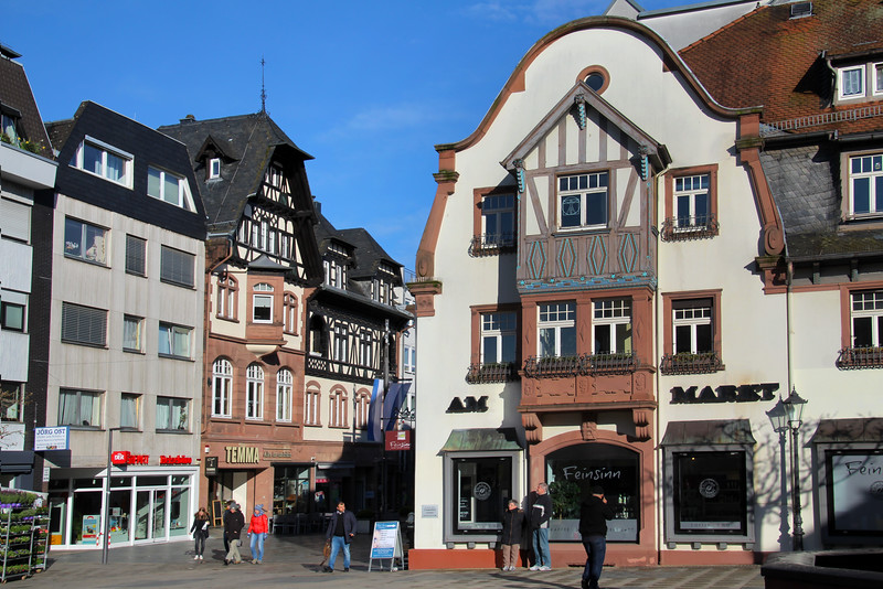 Bad Homburg Germany, Town Square