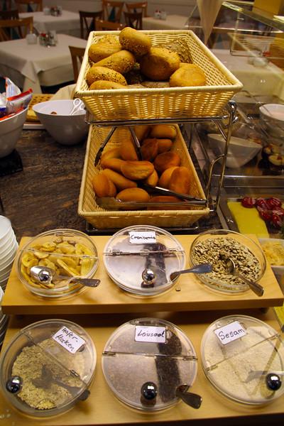 Bad Homburg Germany,  Breakfast Buffet, Park Hotel Bad Homburg