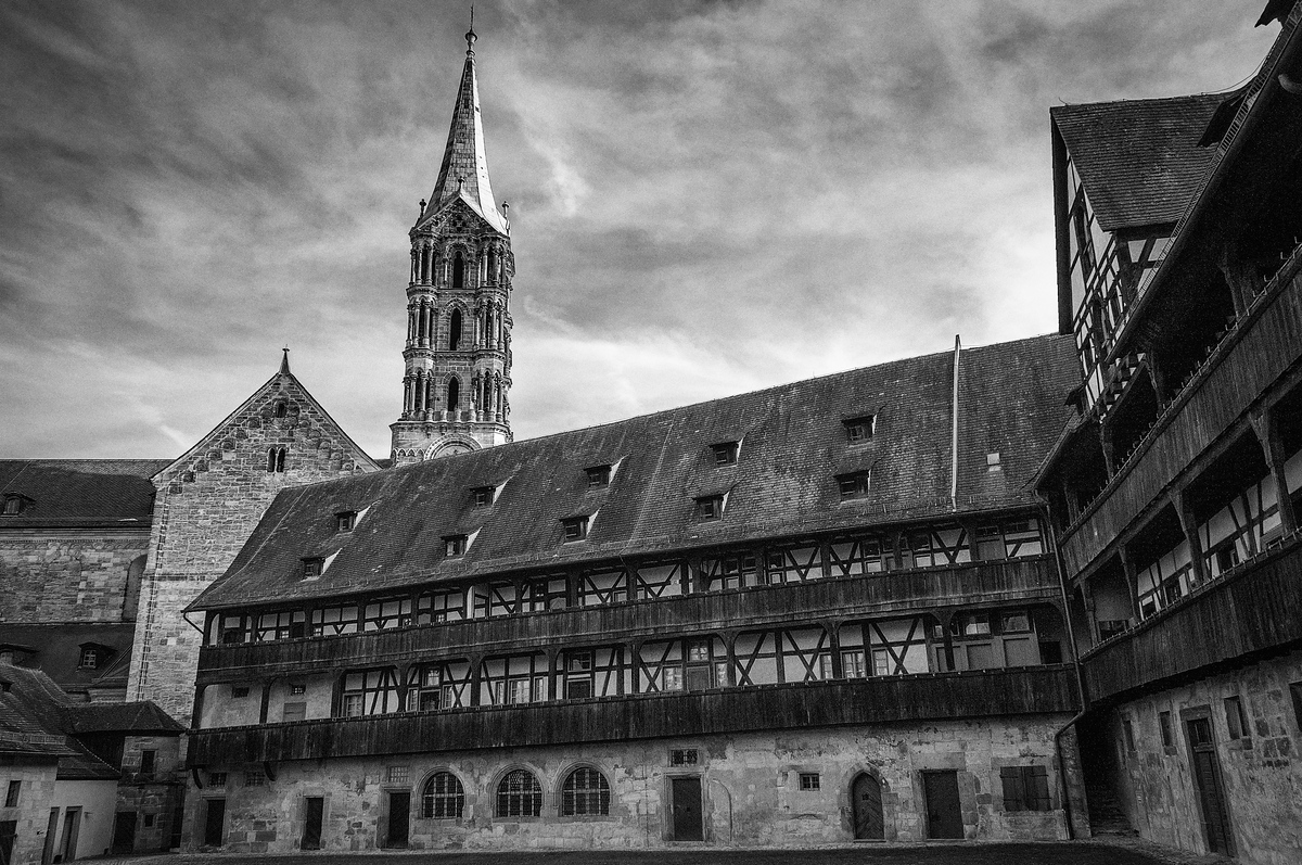 UNESCO World Heritage Site #223: Town of Bamberg