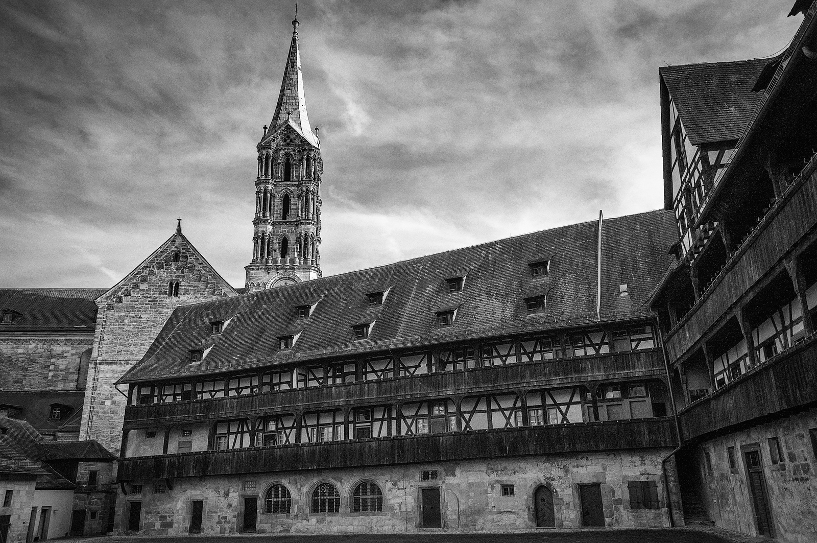 Town of Bamberg UNESCO World Heritage Site