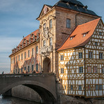 City Hall in Bamberg, Germany