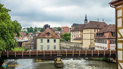 Klein Venedig (Little Venice) in Bamberg