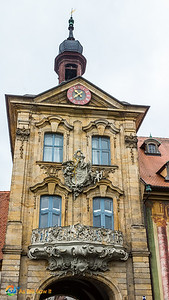 Old Town Hall Bamberg, Germany