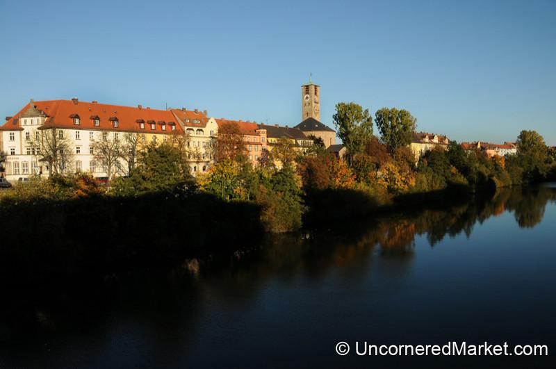 Bamberg Reflections - Northern Bavaria, Germany