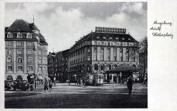 Adolf Hitler Platz