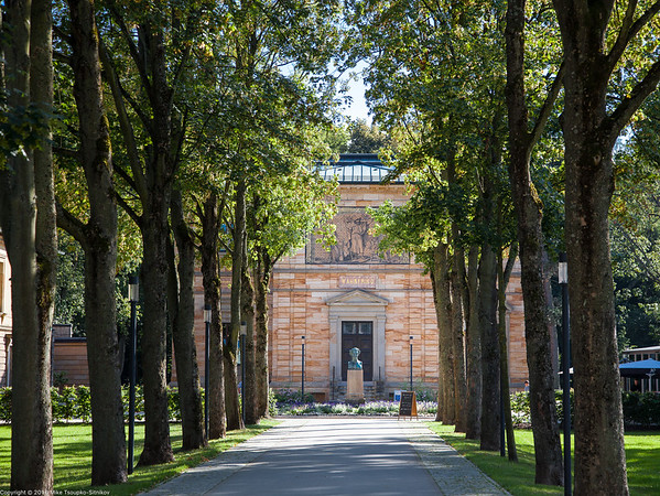Richard Wagner House and Museum in Bayreuth