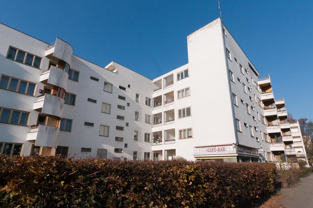UNESCO World Heritage Site #167: Berlin Modernism Housing Estates