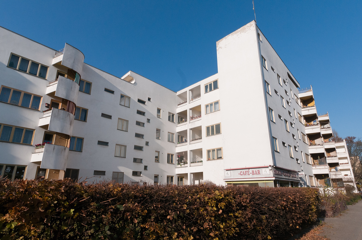UNESCO World Heritage Site #167: Berlin Modernism Housing Estates