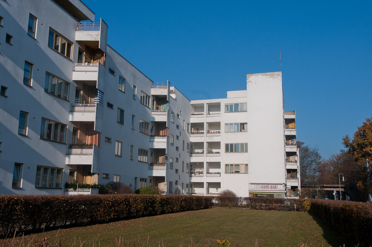 Modern architecture in Berlin, Germany