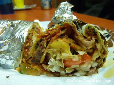 Delicious Döner at Didim Restaurant in Neukölln - Berlin, Germany