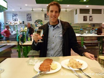 Hearty Lunch at Rogacki Deli - Berlin, Germany