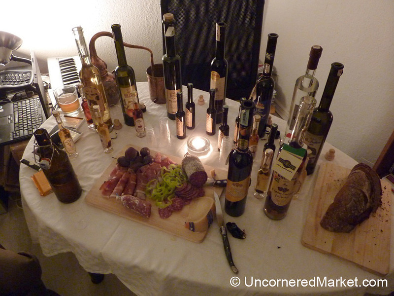 An Evening of Plum Brandy Tasting - Berlin, Germany