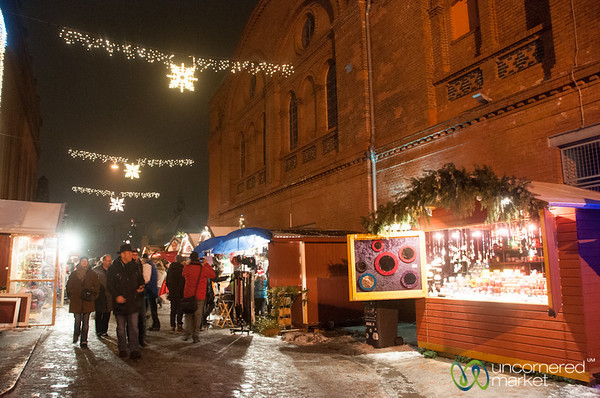 Lucia Christmas Market - Berlin, Germany