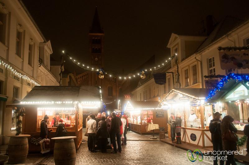 Potsdam Chrsitmas Market - Berlin, Germany