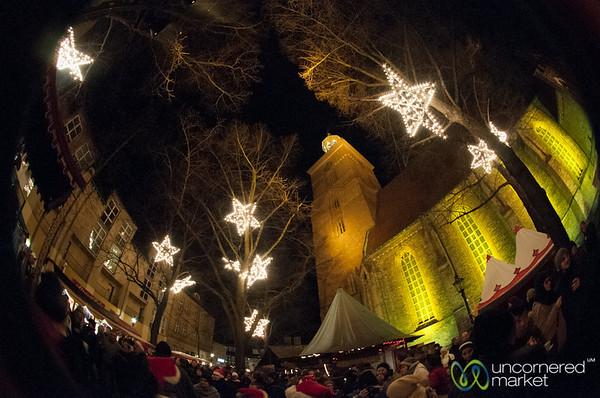 Spandau Christmas Market at Night - Berlin, Germany