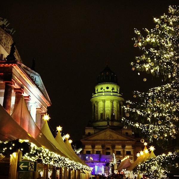 Gendarmenmarkt, #Berlin Christmas market eye candy