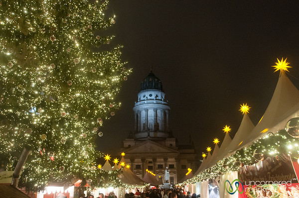Gendarmenmarkt Christmas Market - Berlin, Germany