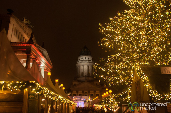 Gendarmenmarkt Christmas Market - Berlin, Germany