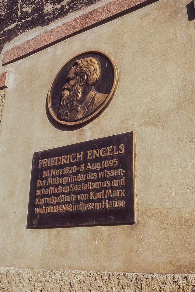 Engels House