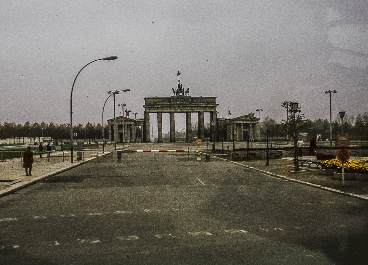 Brandenburg Gate (East)
