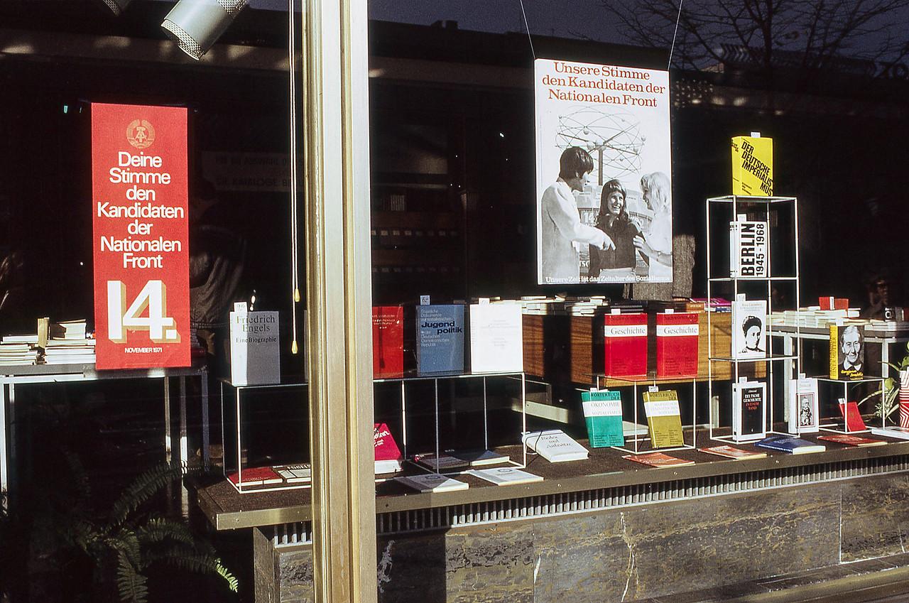 Bookstore Window