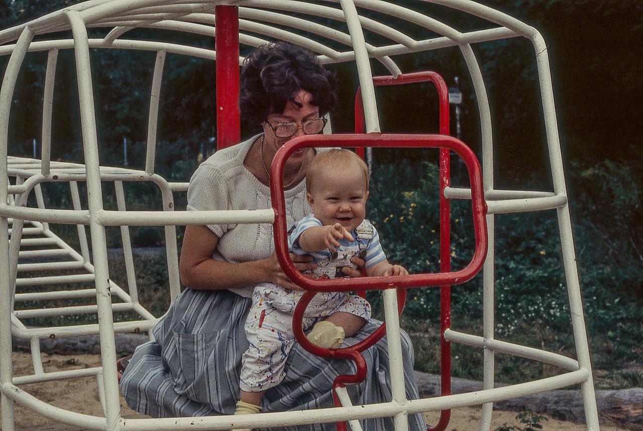 West Berlin Playground