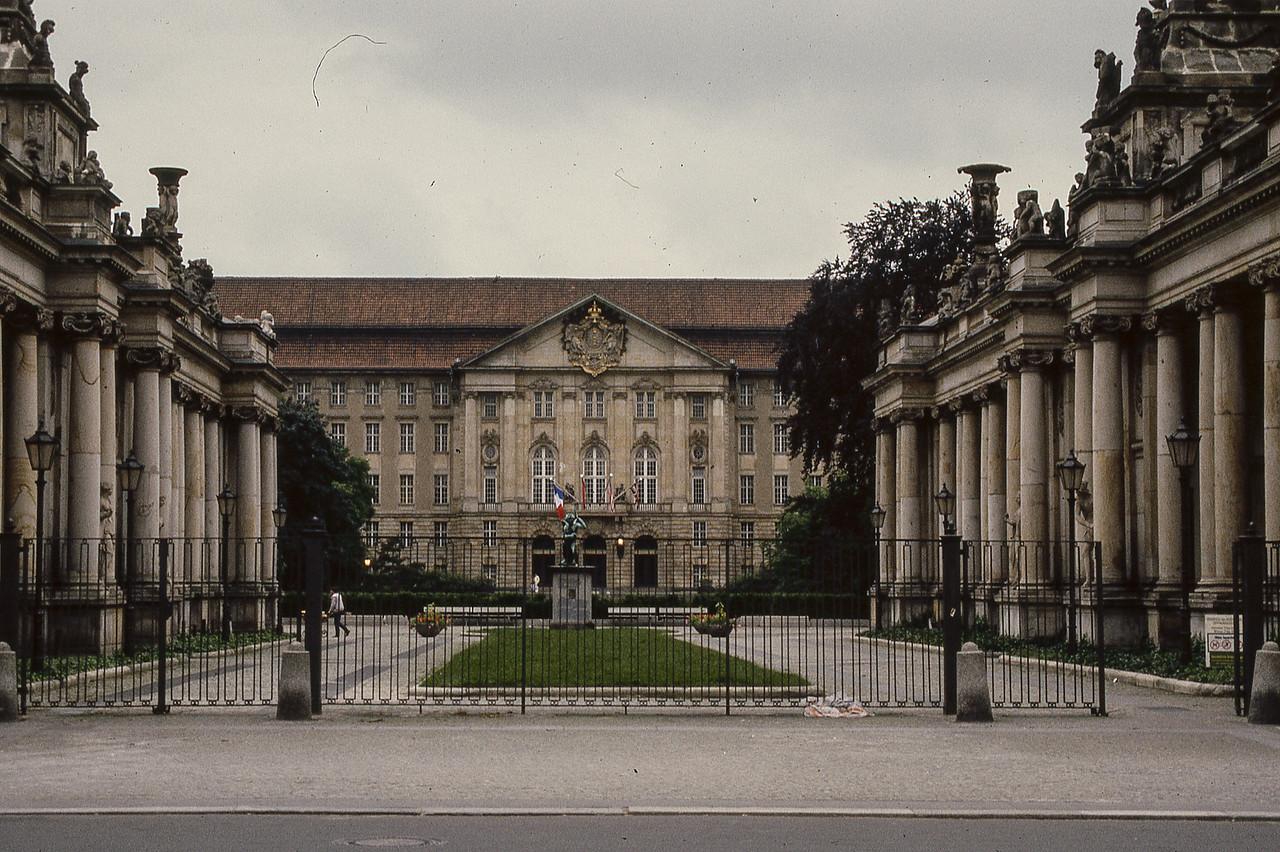 Allied Headquarters