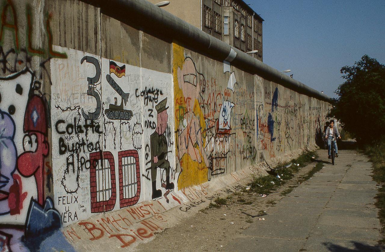 Berlin Wall (West)