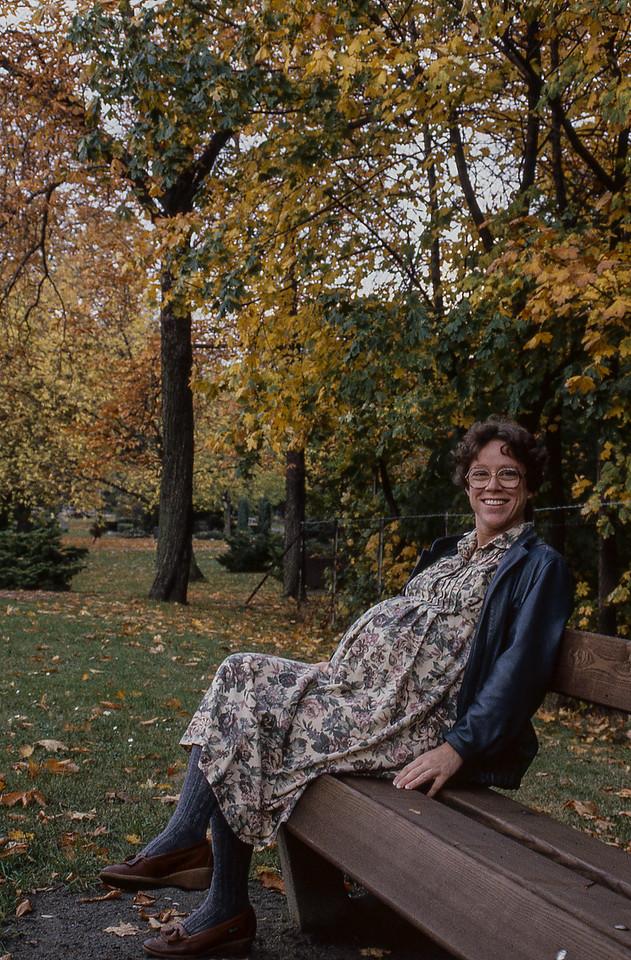 Jan and Derek - Oct 1984